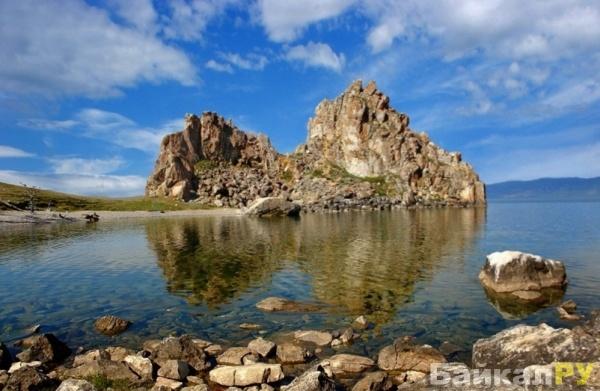 Картинки памятника природы озера байкала губа аяяй